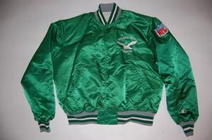 Image of Philadelphia Eagles Vintage Starter Jacket