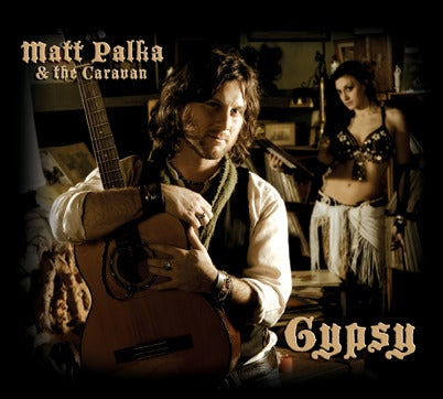 Image of Gypsy CD