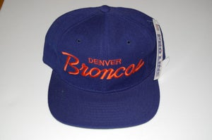 Image of Denver Broncos Vintage Snapback
