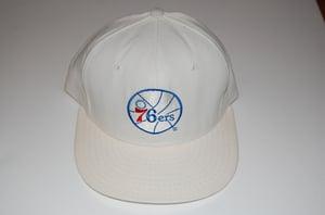 Image of Philadelphia 76ers Vintage Snapback