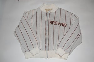 Image of Cleveland Browns Vintage Sweater
