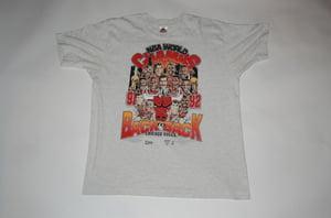 Image of Chicago Bulls Vintage T-Shirt
