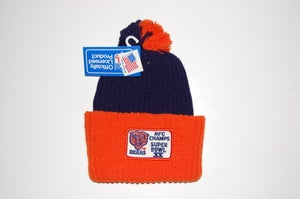 Image of Chicago Bears Vintage Winter Hat