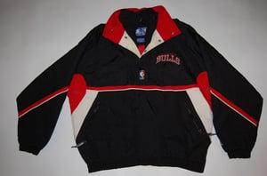 Image of Chicago Bulls Vintage Starter Pullover