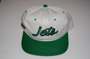Image of New York Jets Vintage Snapback