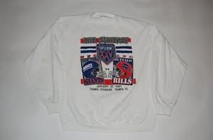 Image of NY Giants & Buffalo Bills Superbowl XXV Sweatshirt