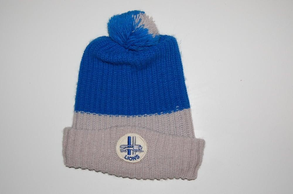 Image of Detroit Lions Winter Hat