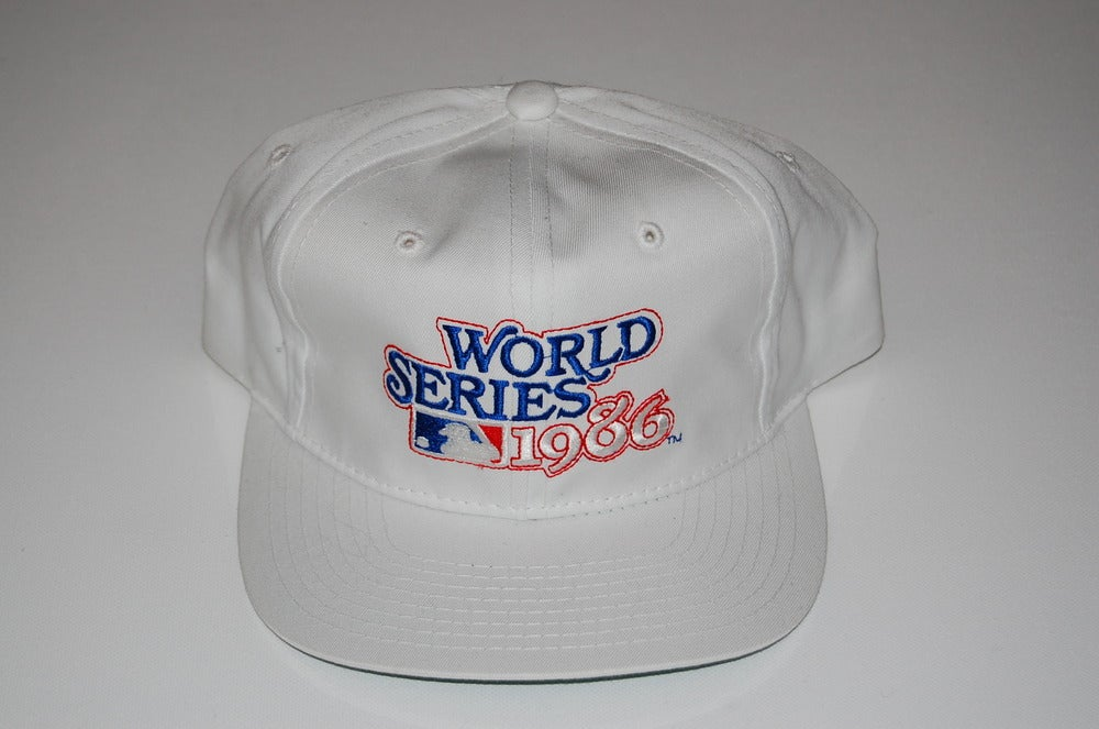Image of 1986 MLB World Series Official Snapback