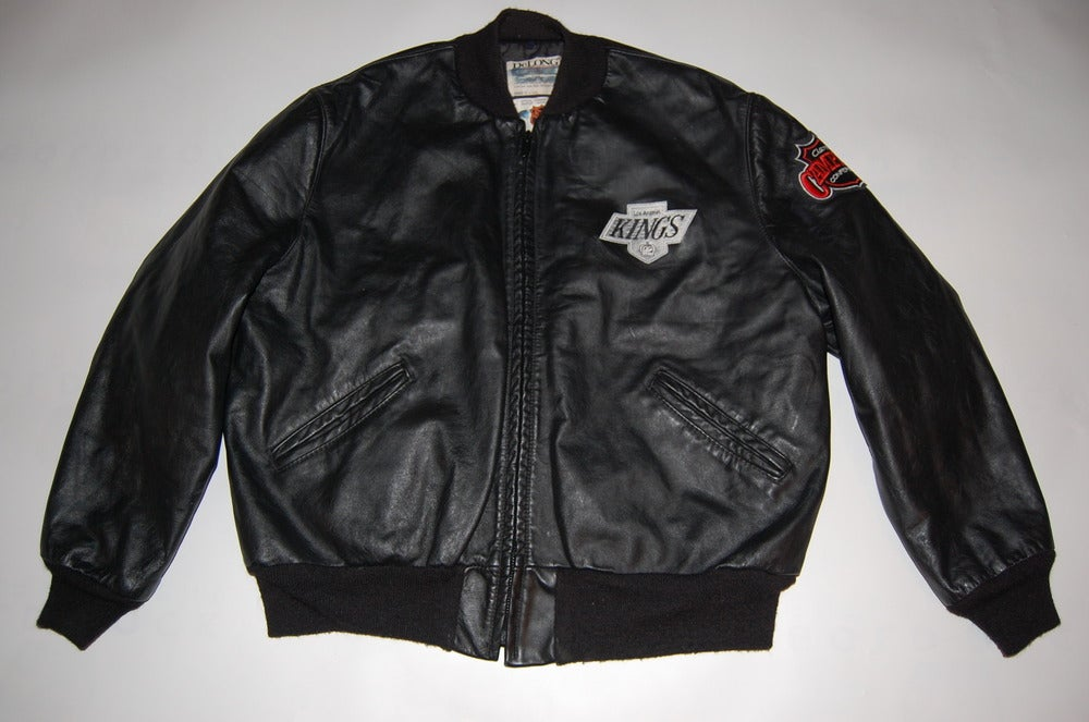 Image of Los Angeles Kings Leather Jacket