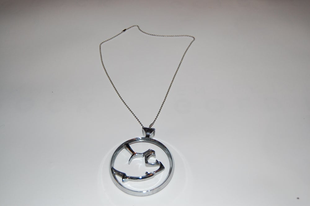 "Image of Mercury ""Cougar"" Necklace"
