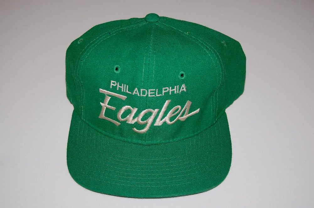 Image of Philadelphia Eagles Vintage Snapback