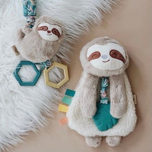 Image of SLOTH Ritzy Jingle Travel Toy