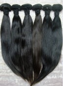 Image of *LIMITED TIME ONLY* PERUVIAN NATURAL STRAIGHT 3 BUNDLE SPECIAL 14 INCH 16 INCH 18 INCH!