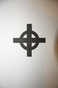 Image of 3x3'' Zodiac Crosshair Sticker