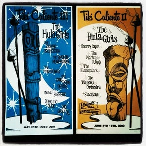 Image of Tiki Caliente III Poster