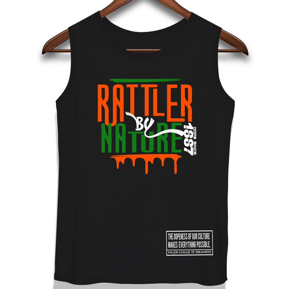 Image of RATTLER BY NATURE TANK