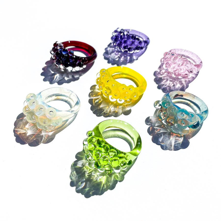 Image of Bubble Berry Rings