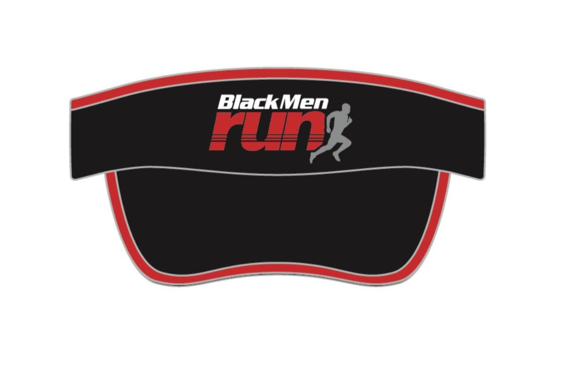 Black & Red Visor