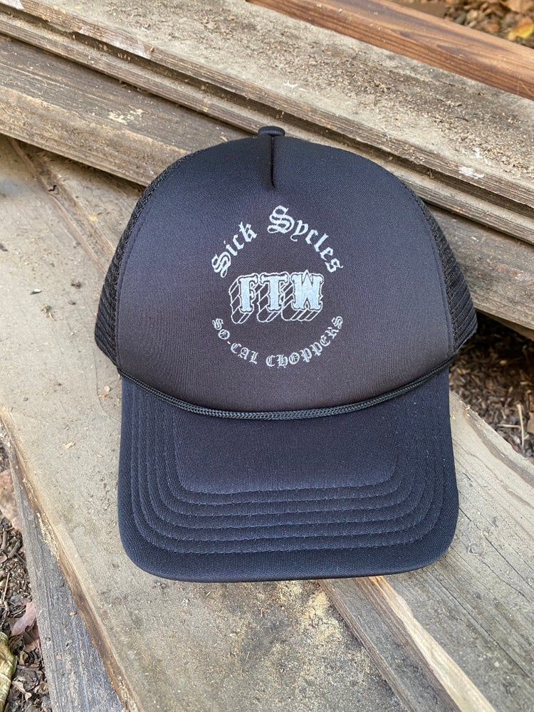 Image of Sick Sycle Trucker Hat