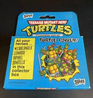 Image of 1990 Sealed Topps Card Set