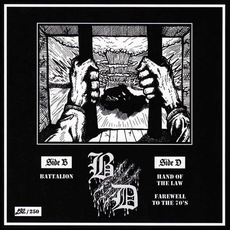 "Black Dogs - Battalion 7"" EP"