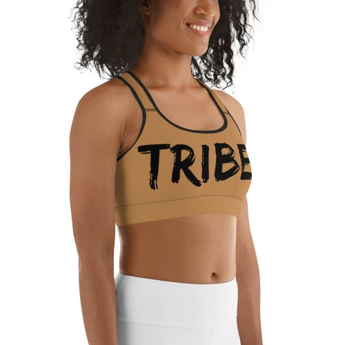 Image of Nude Tribe Sports Bra