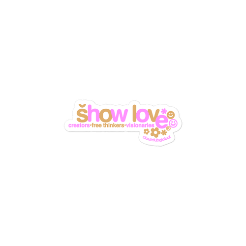 Image of Show Love! Stickers