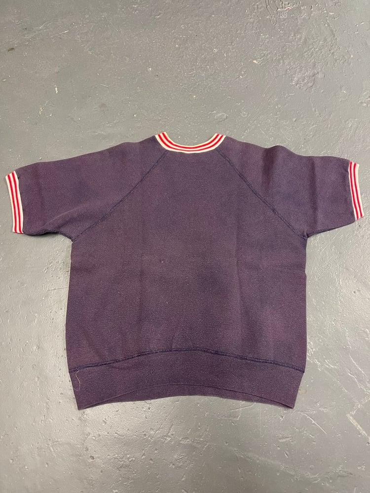 Image of 60s Rebel Band S/S sweatshirt