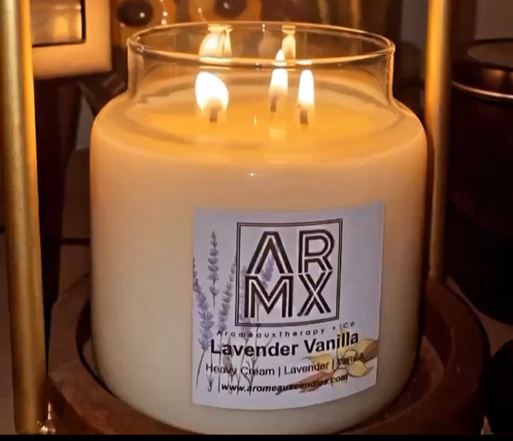 Image of 3 Wick 16oz ARMX Candle
