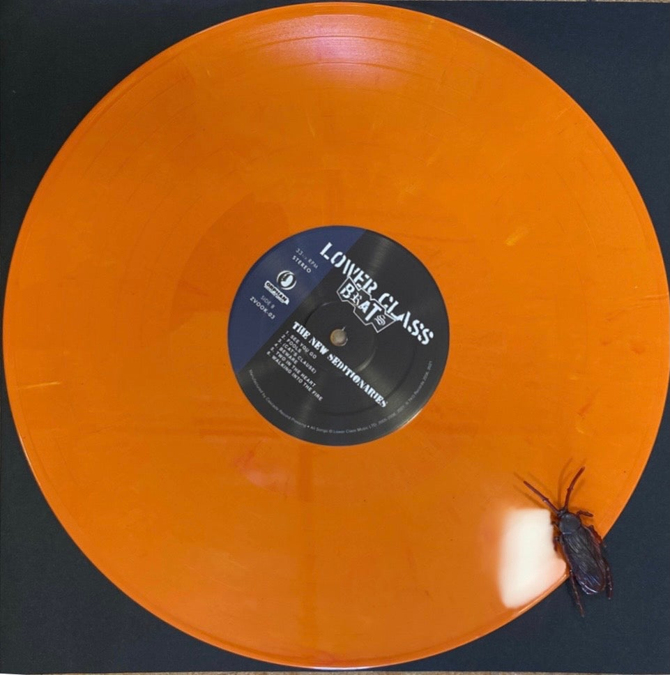 Image of THE NEW SEDITIONARIES LP