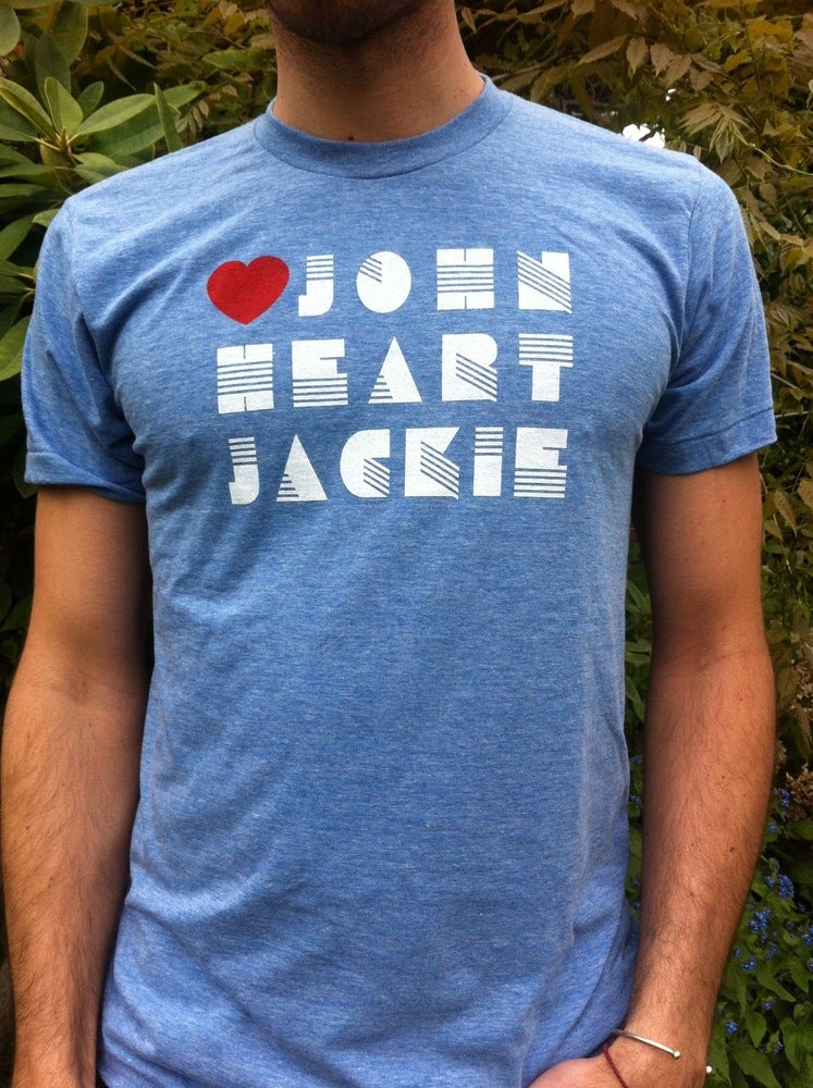 Image of 80's Heart T-Shirt | Crew Neck