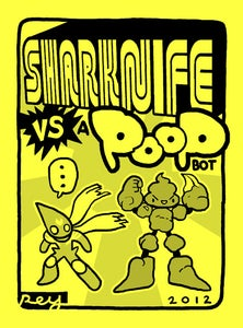 Image of Sharknife vs A Poop