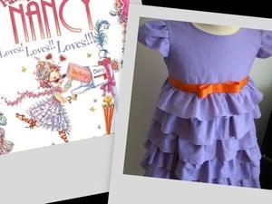 Image of Fancy Nancy Dress