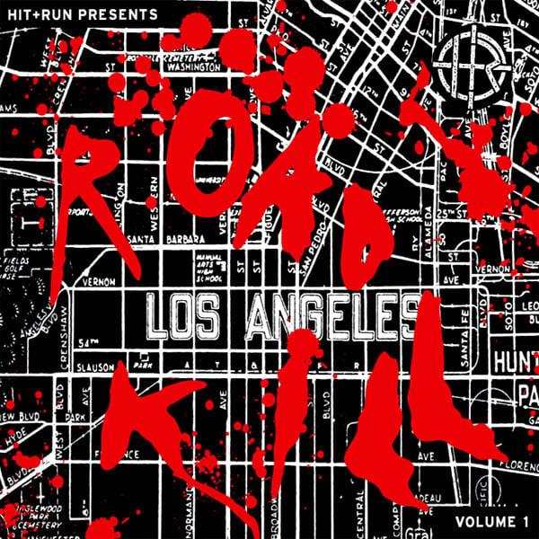 "Image of HIT+RUN Presents ""ROAD KILL Vol. 1""  [HNR17] - VINYL"