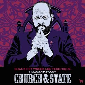 Image of SHANKFIST WRECKAGE TECHNIQUE - CHURCH & STATE LIMITED DIGI BUNDLE