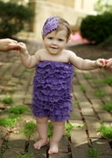 Image of Couture Lace Rompers
