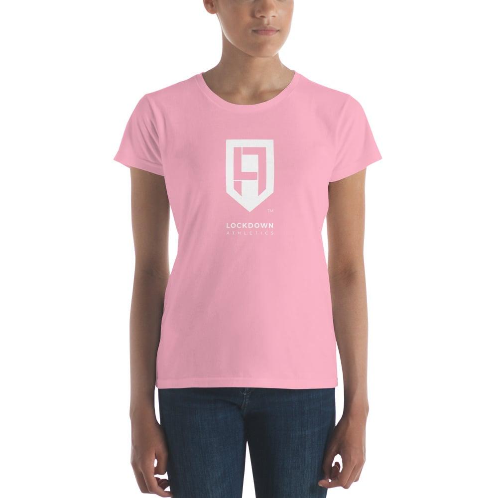 Image of Women's short sleeve Shield t-shirt