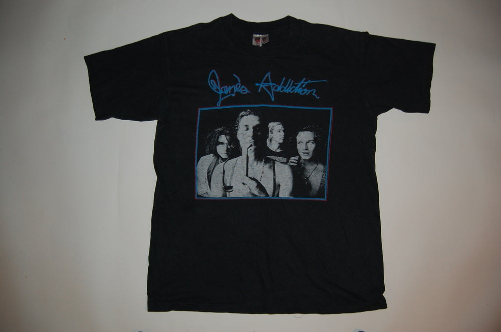 Image of Jane's Addiction Vintage T Shirt