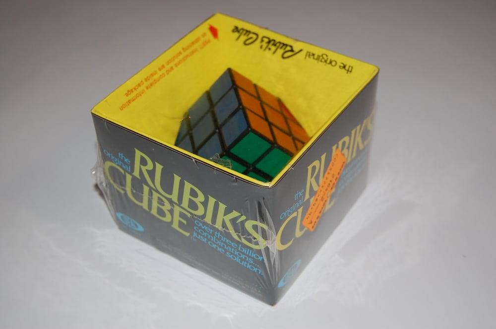Image of Rubik's Cube Original Toy