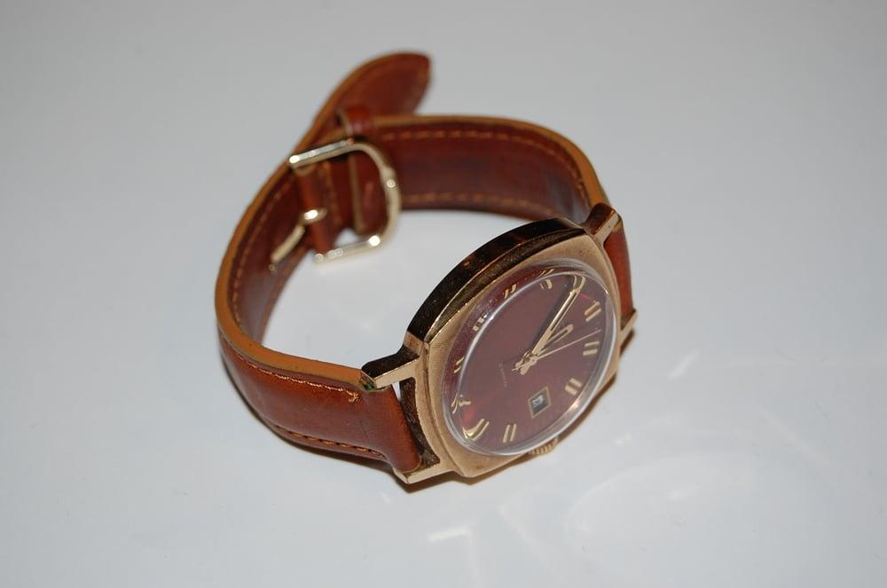 Image of Russian CCCP Watch