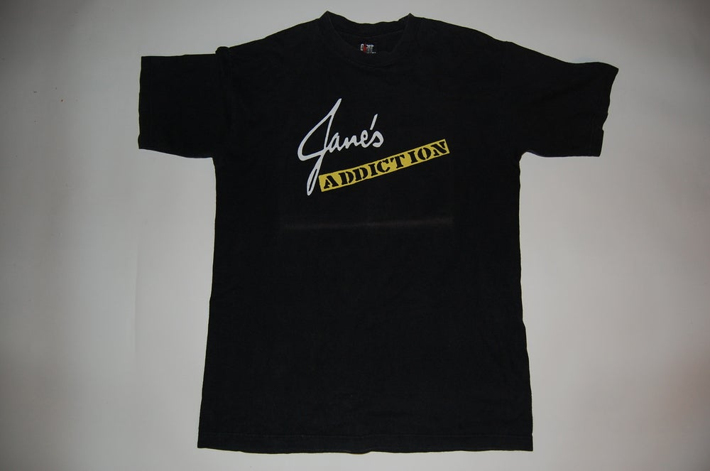 Image of Jane's Addiction Vintage Shirt