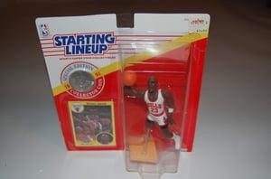 Image of Michael Jordan Vintage Action Figure