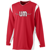 Image of Ultrarunning Wicking Long Sleeve Warmup Shirt