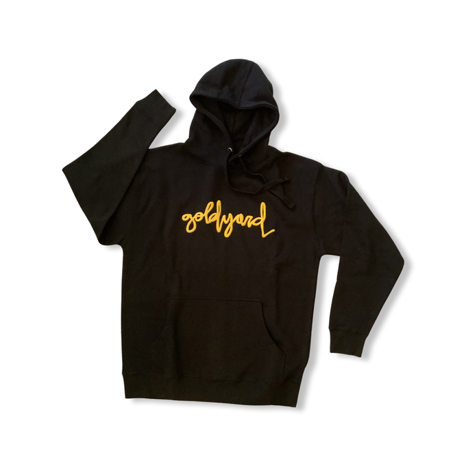 Image of Limited Edition Goldyard Logo Hoodie