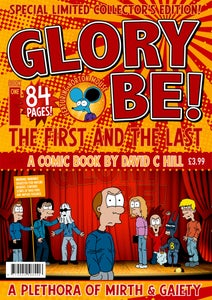 Image of Glory Be! Book 1 - The First and the Last (2009) Signed edition