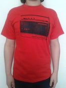 Image of RADIO SLAPS T-SHIRT  RED WOMEN/MEN