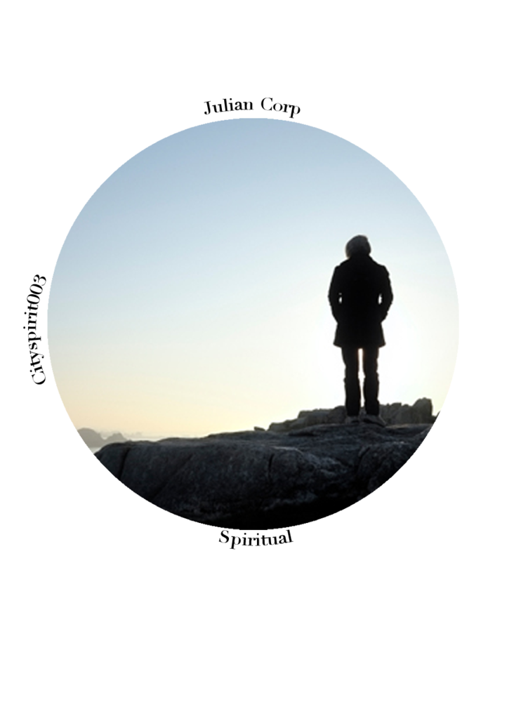 Image of Julian Corp - Spiritual - (Original Mix) Cityspirit004