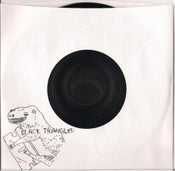 Image of Black Triangles - Mannequin 7""