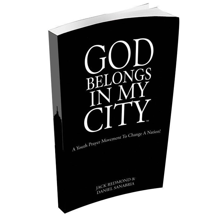 Image of God Belongs In My City Book