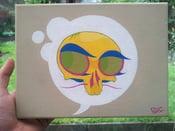 "Image of ""HEY RAMON!"" painting"